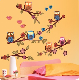 Open Up Your Decorating Options with Wall Decals