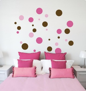 Upgrade Your Bathroom With Interesting Wall Decals And Let Your Senses Come Alive