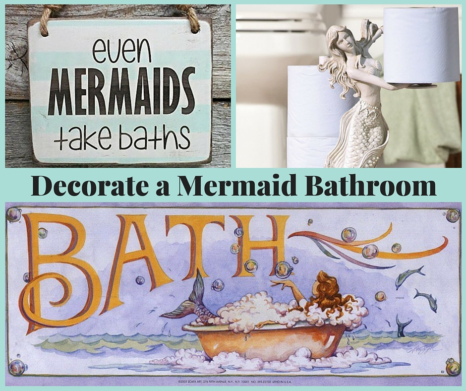 Mermaid Bathroom Decor Ideas decorate-a-mermaid-bathroom1