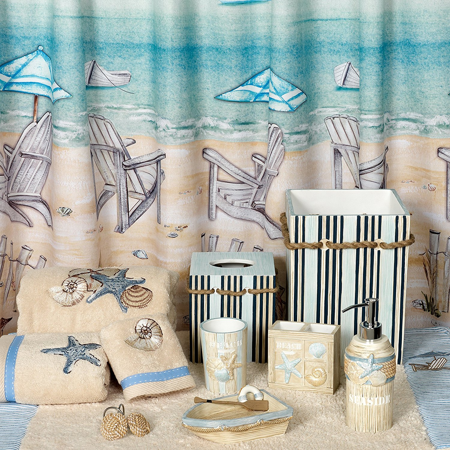 India Ink Seaside Serenity Collection