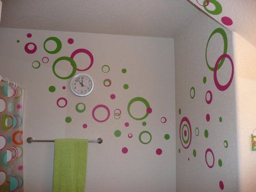 Lime Green Wall Decal