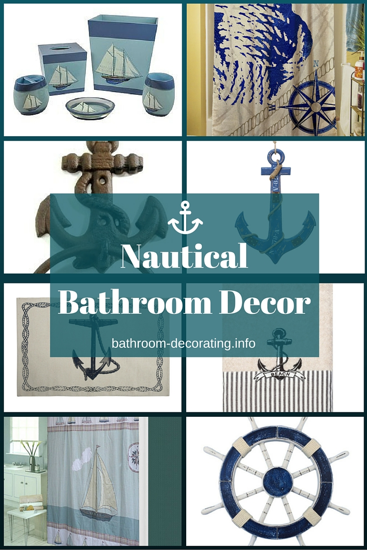 Anchor bathroom decor 28 images 30 modern bathroom for Z gallerie bathroom decor