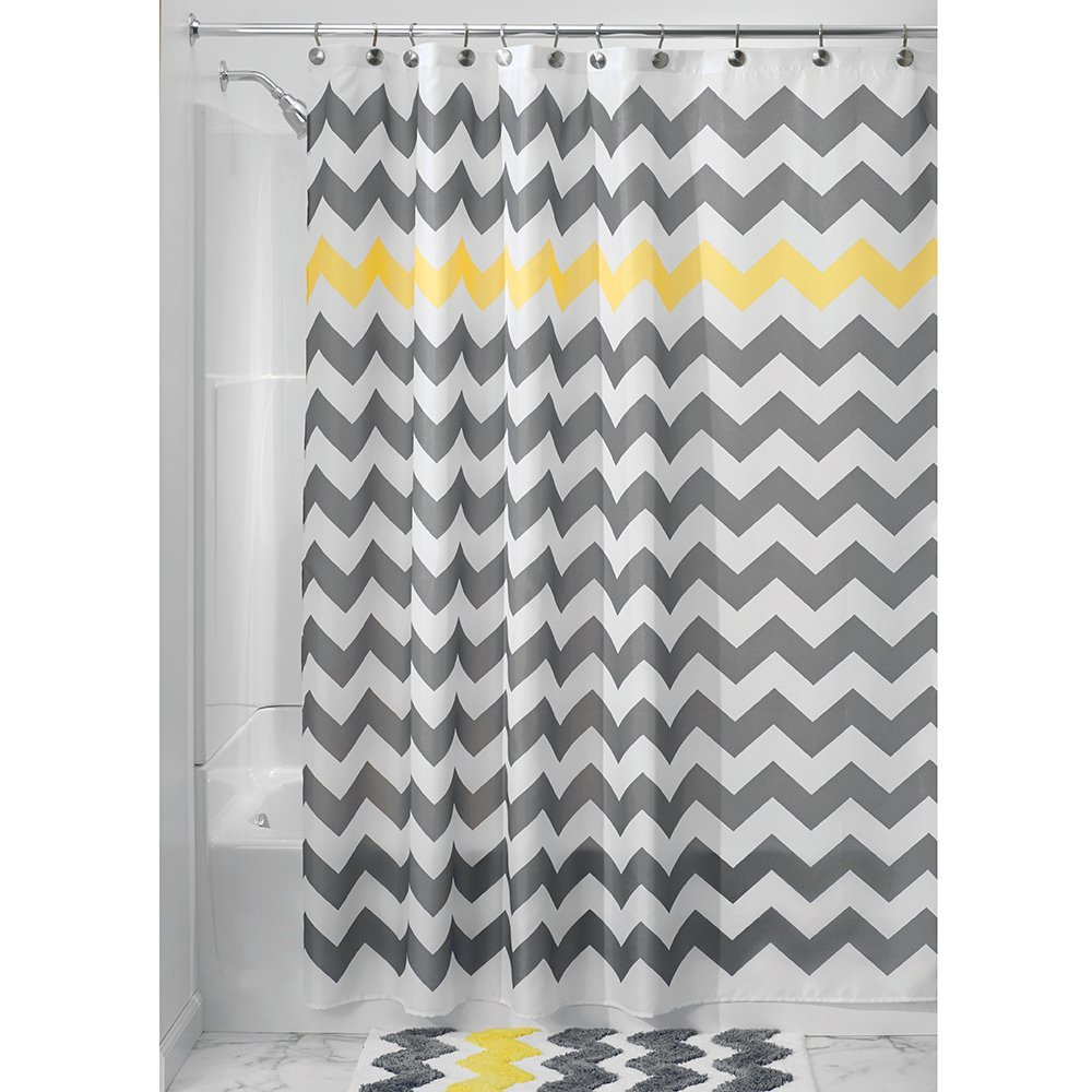 28+ [ chevron bathroom ideas ] | grey chevron rug and shower